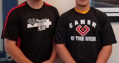 Lucas Named Gamer Of The Week – Again