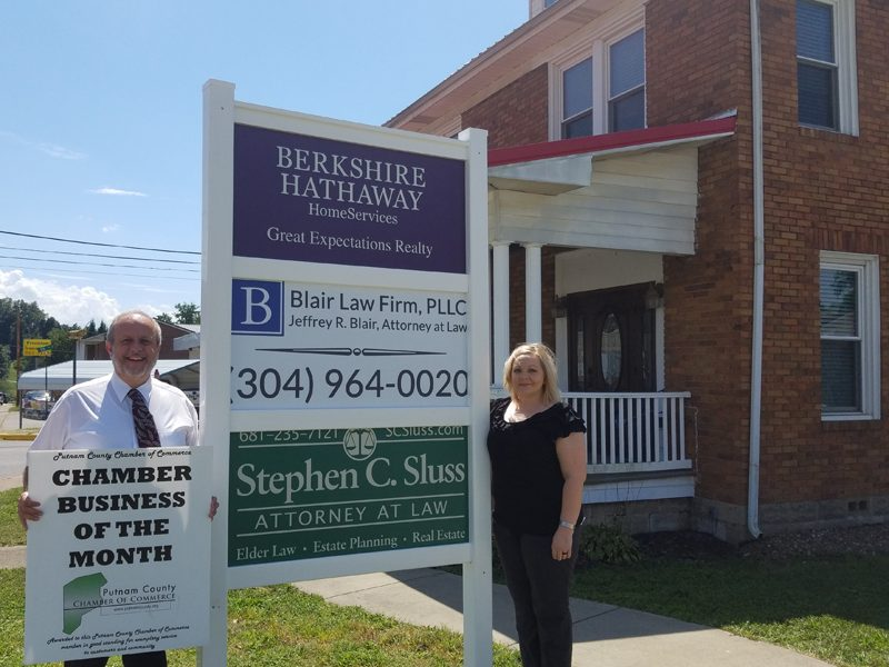 SIuss Law Named September 2016 Business Of The Month