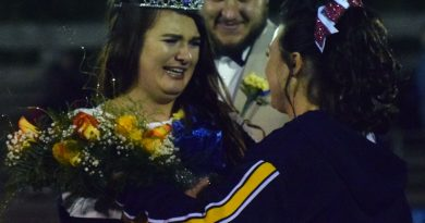 Tucker Crowned Miss Bison 2016