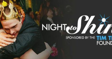 Night To Shine Returning To The Depot